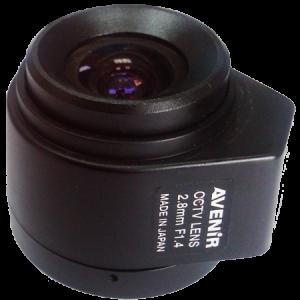 Auto iris dc 2,8mm