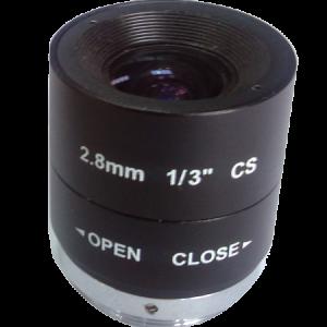 Avenir manual iris 2.8mm