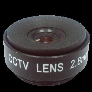 Avenir optika 2.8mm za senzore veličine 1/4″