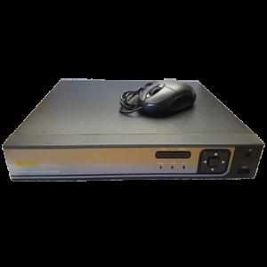 MHK DVR A6804GS-Z 4CH 5.0MP 6fps / 2.0MP 15fps 5u1