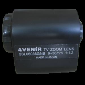 Motor zoom 6-36mm auto iris