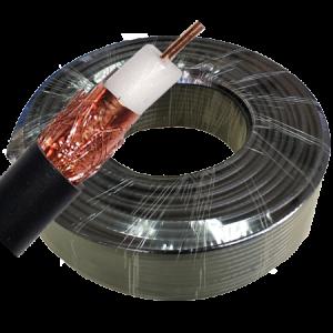 Kabl koaksijalni RG6 CCS+CCA, po metru